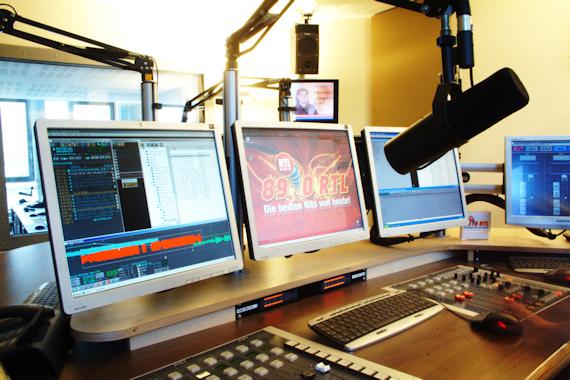 Funkhaus Halle - 89.0 RTL-Studio