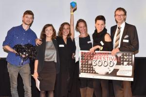 Zsuzsanne Koszti, Gewinnerin des DASA-Publikumspreises