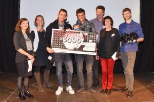 Sebastian Egert, Gewinner der Kateogorie FORESIGHT UPDATE