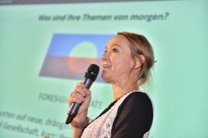 Grusswort von Festivalleitung Ilka Bickmann, science2publc