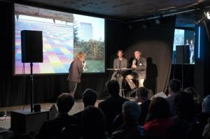 Dialog mit Moritz Mungenast und Prof. Reimkasten zu STADT, LAND, ZWISCHENRÄUME