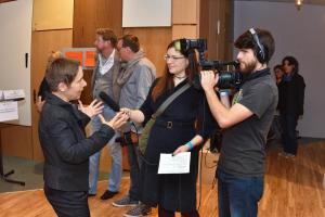 Interview mit Dr. Petra Schaper-Rinkel