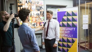 Foresight Filmfestival 2016 Interview mit Festivalleiter Prof. Ralf B. Wehrspohn